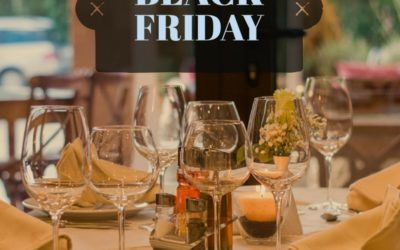 Black Friday para restaurantes